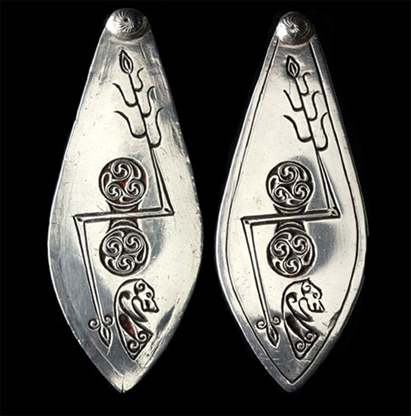 afb 1 - pictish remains - metalwork