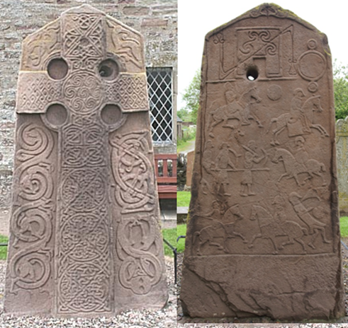 afb 3 - pictish remains - monumental stones